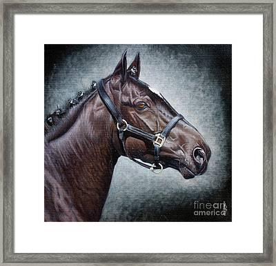 Looking Good Framed Print by Pauline Sharp