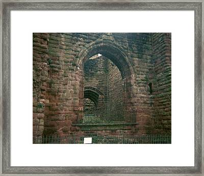 Looking In  Framed Print by Darryl Redfern