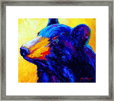 Looking On IIi Framed Print