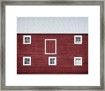 Looking Through Framed Print by Alison Sherrow I AgedPage