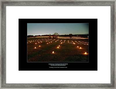 Looking Toward The Mumma Farm 95 Framed Print by Judi Quelland