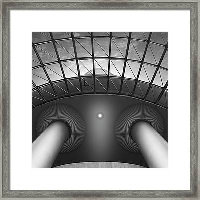 Looking Up Framed Print by Mike McGlothlen