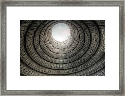 Looking Wide Framed Print by Nathan Wright