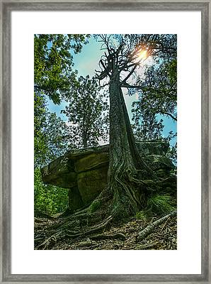 Lookout Mountain, Tn Framed Print by Don Olea
