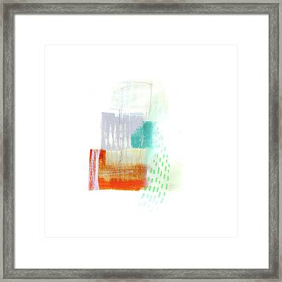 Loose Ends#5 Framed Print by Jane Davies
