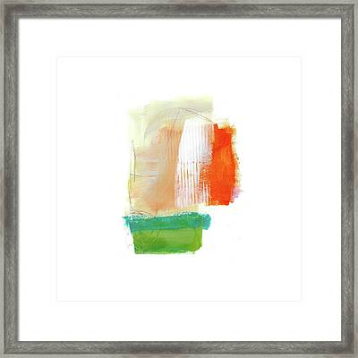 Loose Ends#7 Framed Print by Jane Davies