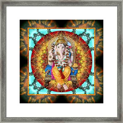 Lord Generosity Framed Print