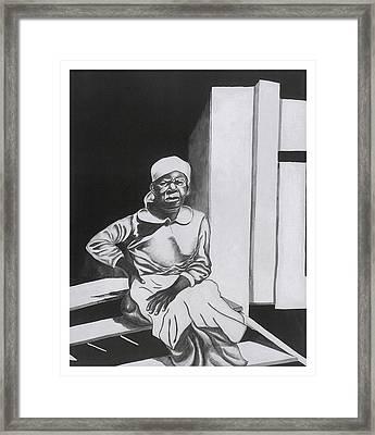 Lord Hamm Mercy Framed Print by Jerry D Jones