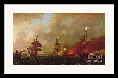 Wilkins Framed Prints
