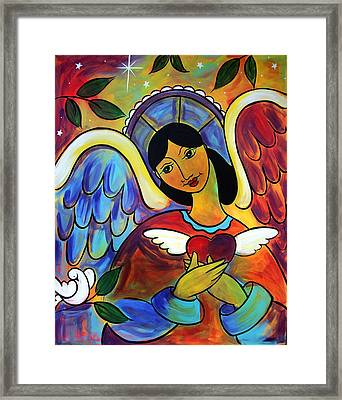 Lord Lift Me  Framed Print