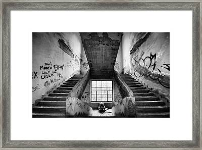 Lord Of The Fortune. Framed Print by Carlo Ferrara