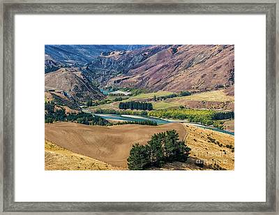 Lord Of The Rings Framed Print by Doug Sturgess