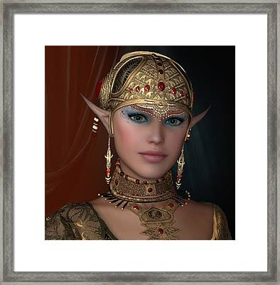 Lorien Framed Print by David Griffith