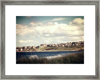 Lossiemouth Framed Print