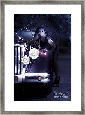 Lost And Broken Down Framed Print by Jorgo Photography - Wall Art Gallery