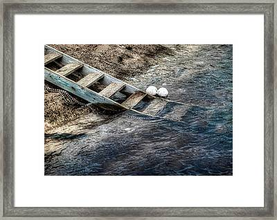 Framed Print featuring the photograph Lost Boys by Wayne Sherriff