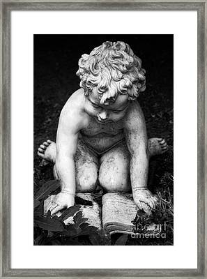 Framed Print featuring the photograph Lost Dreams by Marc Huebner