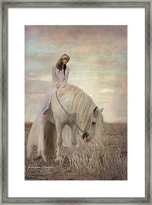 Lost Elves 2 Framed Print
