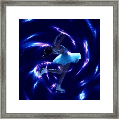 Lost In A Moment  Framed Print