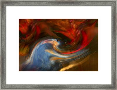 Lost In Hades Framed Print