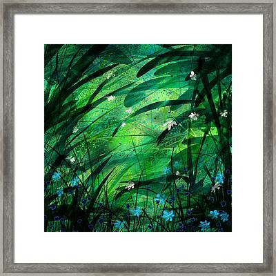 Lost In Paradise Framed Print by Rachel Christine Nowicki