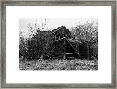 Lost In Time 10 Framed Print by Bob Christopher