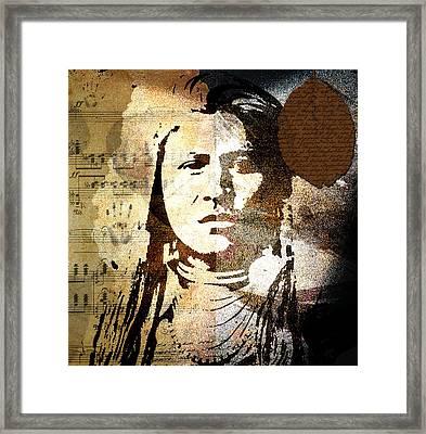Lost In Time Framed Print by Ramneek Narang