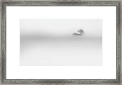Lost Island Framed Print by Bill Wakeley