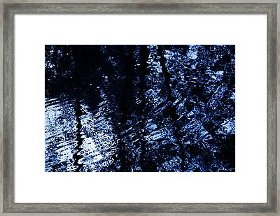 Lost Lagoon Framed Print by Richard Andrews