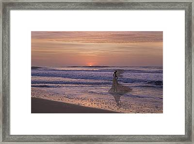 Lost Love Framed Print by Betsy Knapp