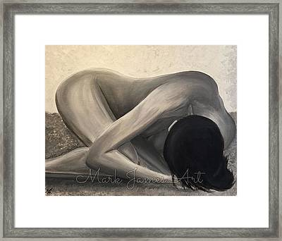 Lost Framed Print by Mark James