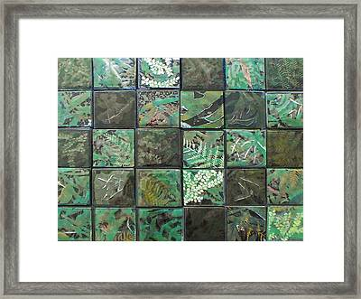 Lost Rainforest Framed Print by Srah King