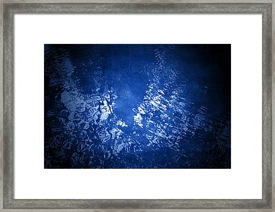 Lost Framed Print by Richard Andrews
