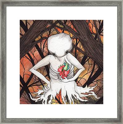 Lost Soul Framed Print