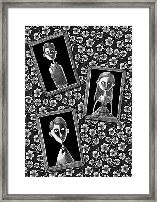 Lost Souls  Framed Print