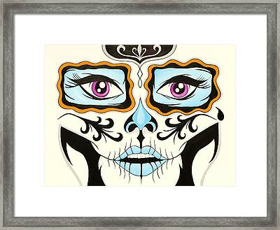 Lost Souls Framed Print by Jonathan Casillas