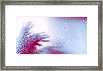 Lost Framed Print by Starscalp Gentile