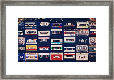 Lost Tapes. Grandma's House Framed Print