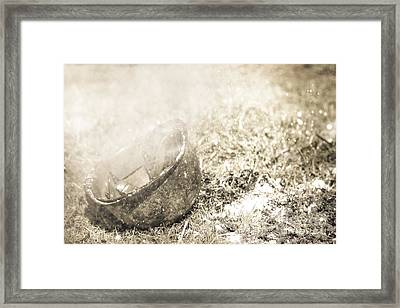 Lost The Battle But Won The War Framed Print