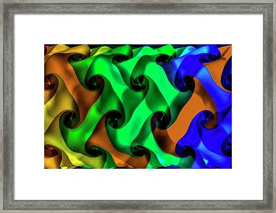 Lost Together Framed Print by Paul Wear
