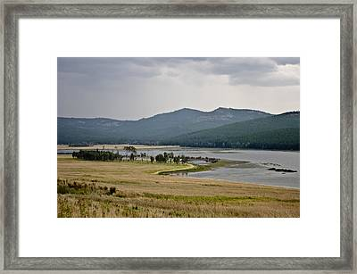 Lost Trail Wildlife Refuge 2 Framed Print