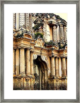 Lost Treasures Framed Print by Karen Wiles