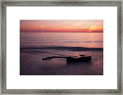 Lost Tune Framed Print by Nicholas Evans