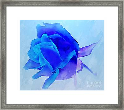 Lost Without You Framed Print by Krissy Katsimbras
