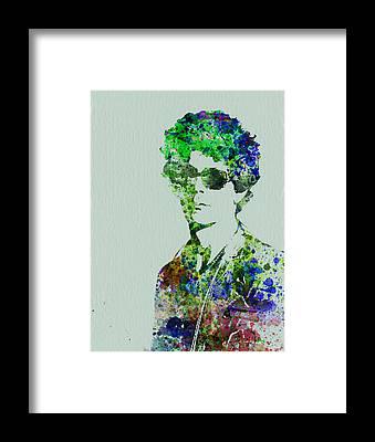 Reeds Framed Prints
