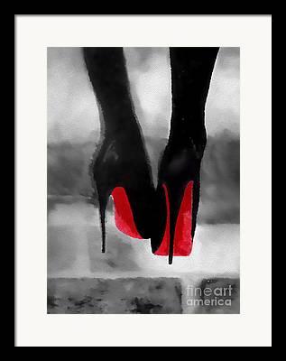 Her Framed Prints