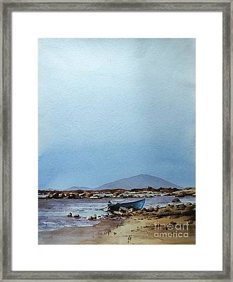 Lough Cullen And Nephin, Mayo Framed Print