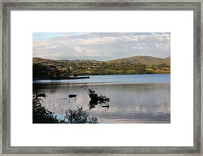 Lough Eske 4251 Framed Print