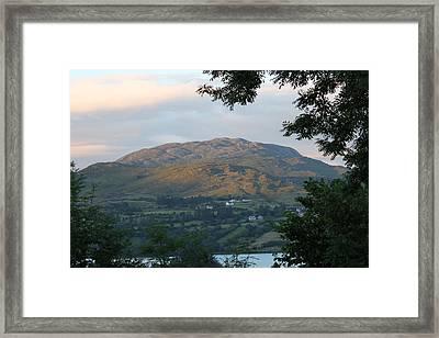 Lough Eske 4257 Framed Print