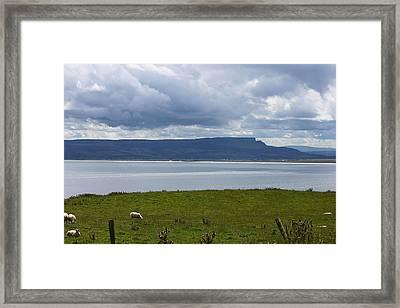 Lough Foyle 4171 Framed Print